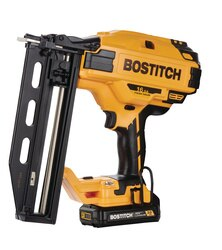 Bostitch - 20V MAX 16 GA Straight Finish Nailer Kit - BCN662D1