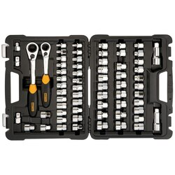 Bostitch - 65 pc Pass Thru Socket Set - BTMT72287