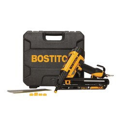Bostitch - 15 Gauge DA Style Angled Finish Nailer Kit - DA1564K