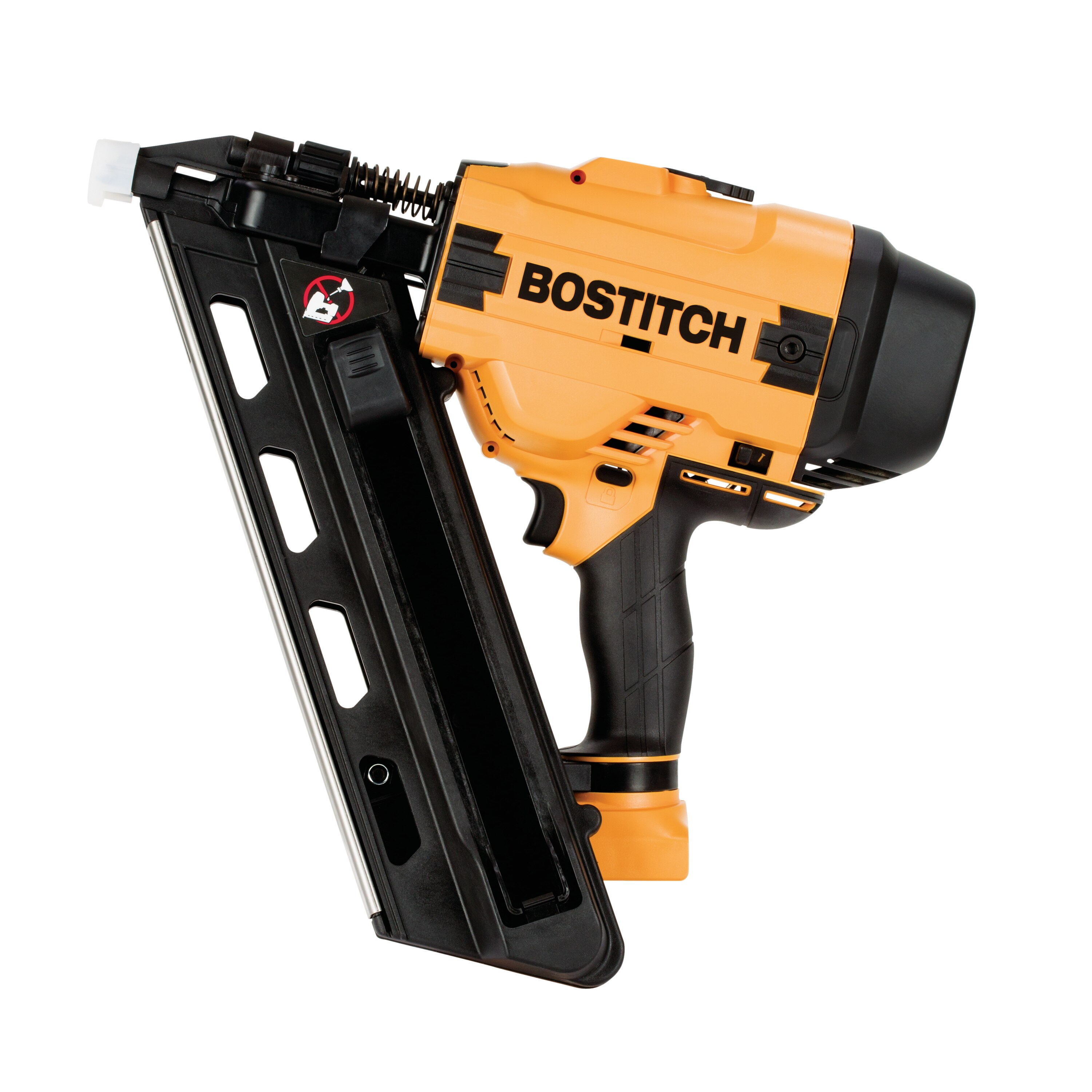 Bostitch - 20V MAX 30 Degree Paper Tape Cordless Framing Nailer Tool Only - BCF30PTB