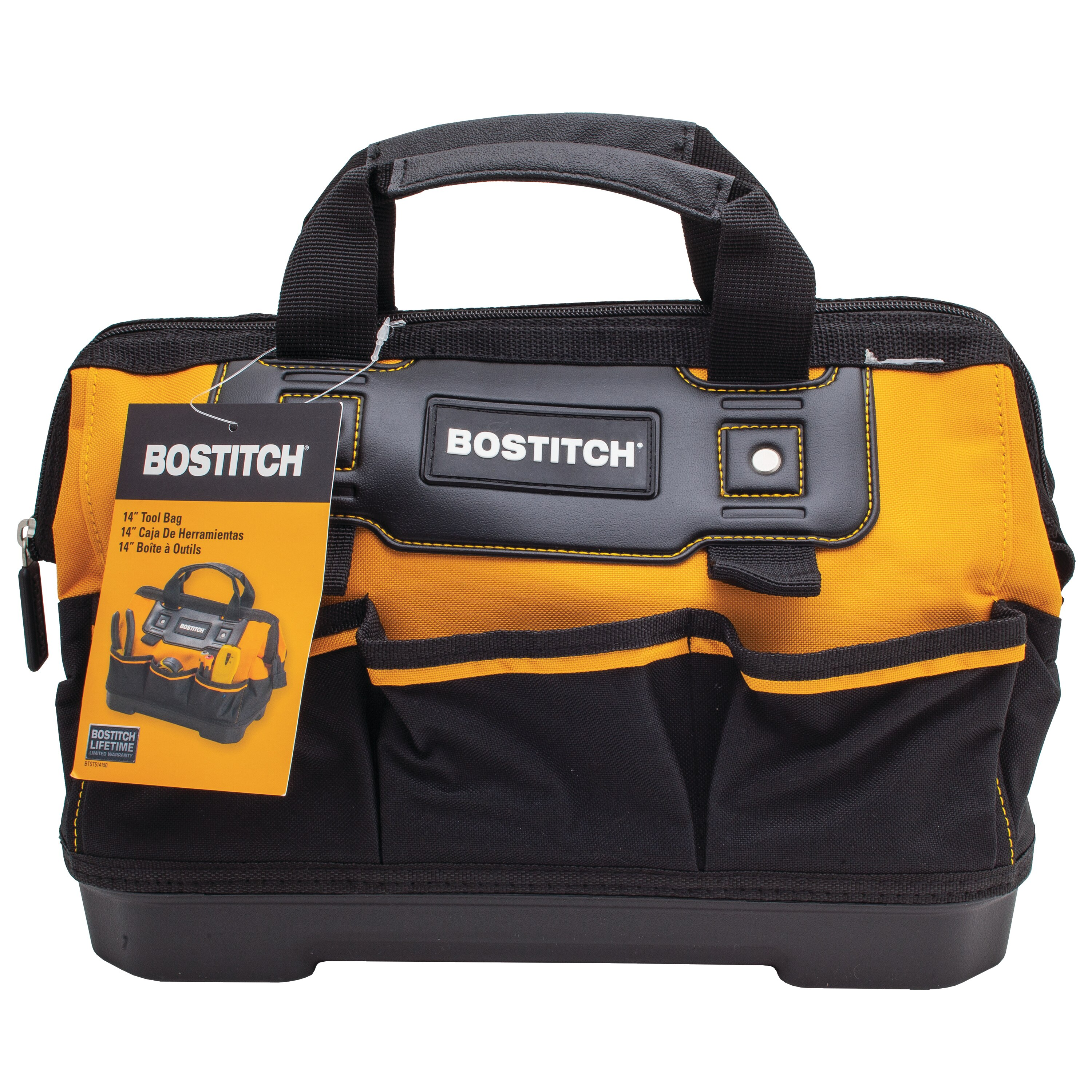 Bostitch - 14 in Open Mouth Tool Bag - BTST514150