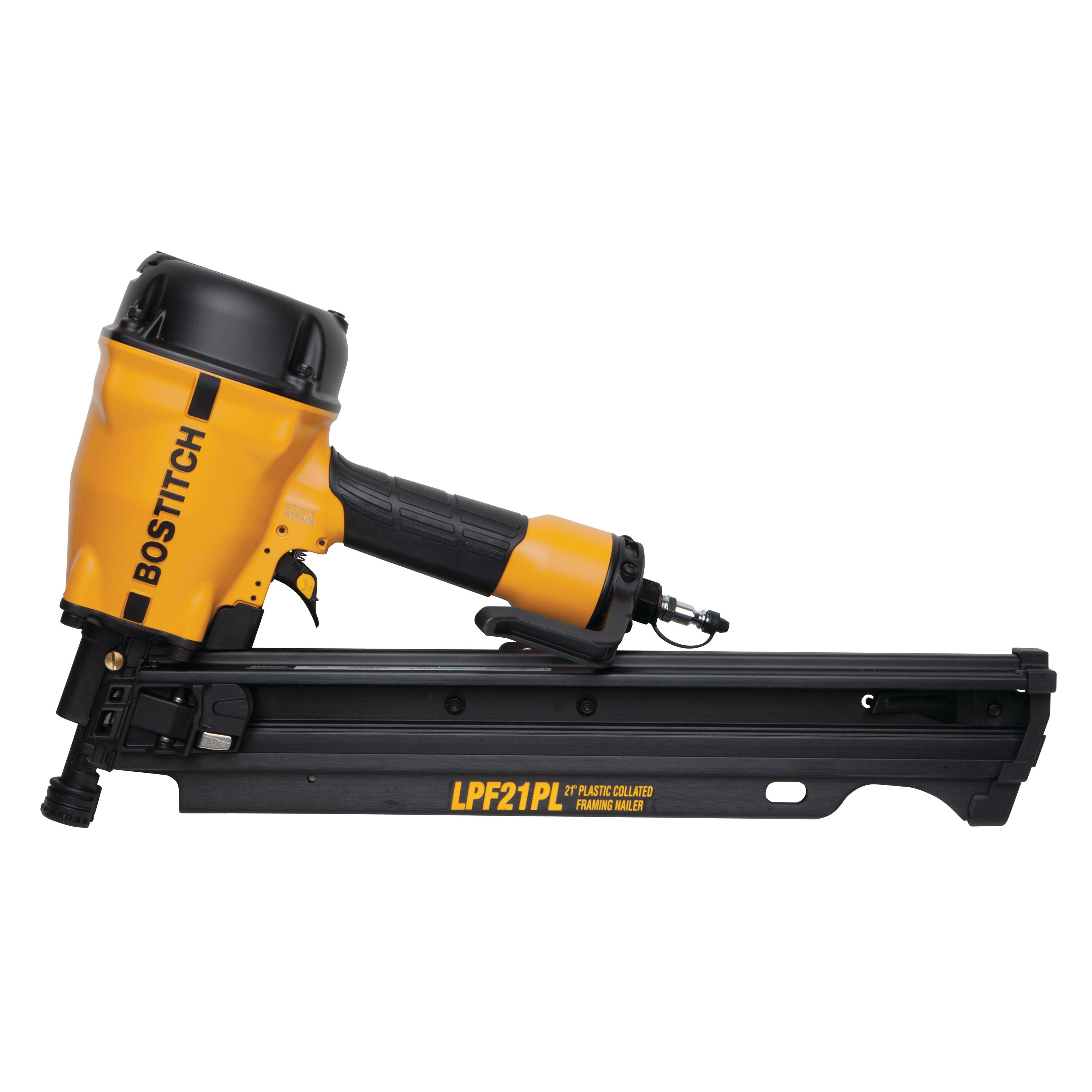 Bostitch - Low Profile Plastic Collated Framing Nailer - LPF21PL
