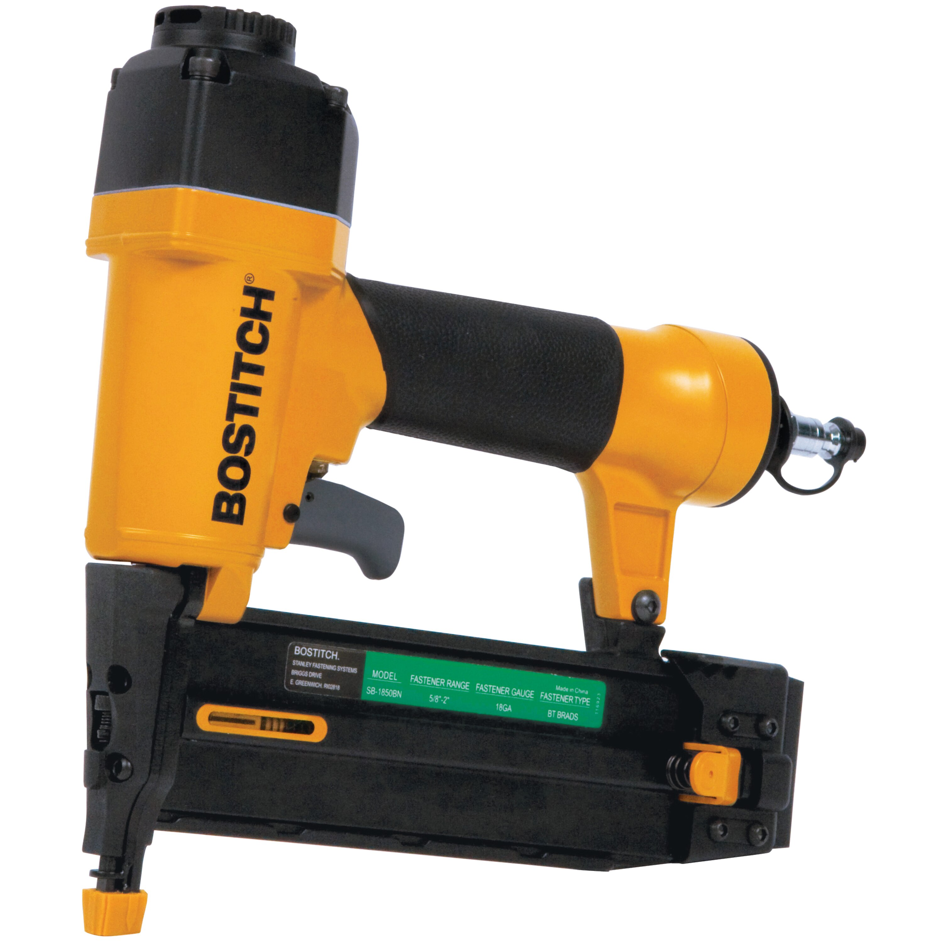 Bostitch - 2 18Gauge Brad Nailer Kit - SB-1850BN