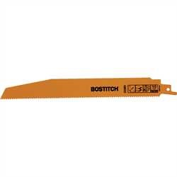 Bostitch - 9 10 TPI Demo Recip Blade  3 pack - BSA4865M