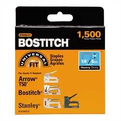 Bostitch - 14 in Staples Heavy Duty 1500 pc T50 - BTA704TLS