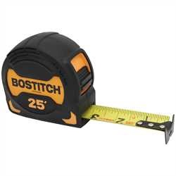 Bostitch - 25 ft Tape Rule - BTHT33325L