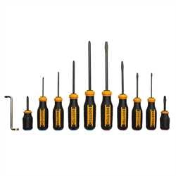 Bostitch - 11 pc Screwdriver Set - BTHT76014