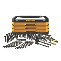 Bostitch - 235 pc Master Set - BTMT74153