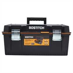 Bostitch - 12 in Black Structural Foam Lockable Tool Box - BTST23001