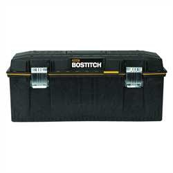 Bostitch - 28 in Lockable Black Structural Foam Tool Box - BTST28001