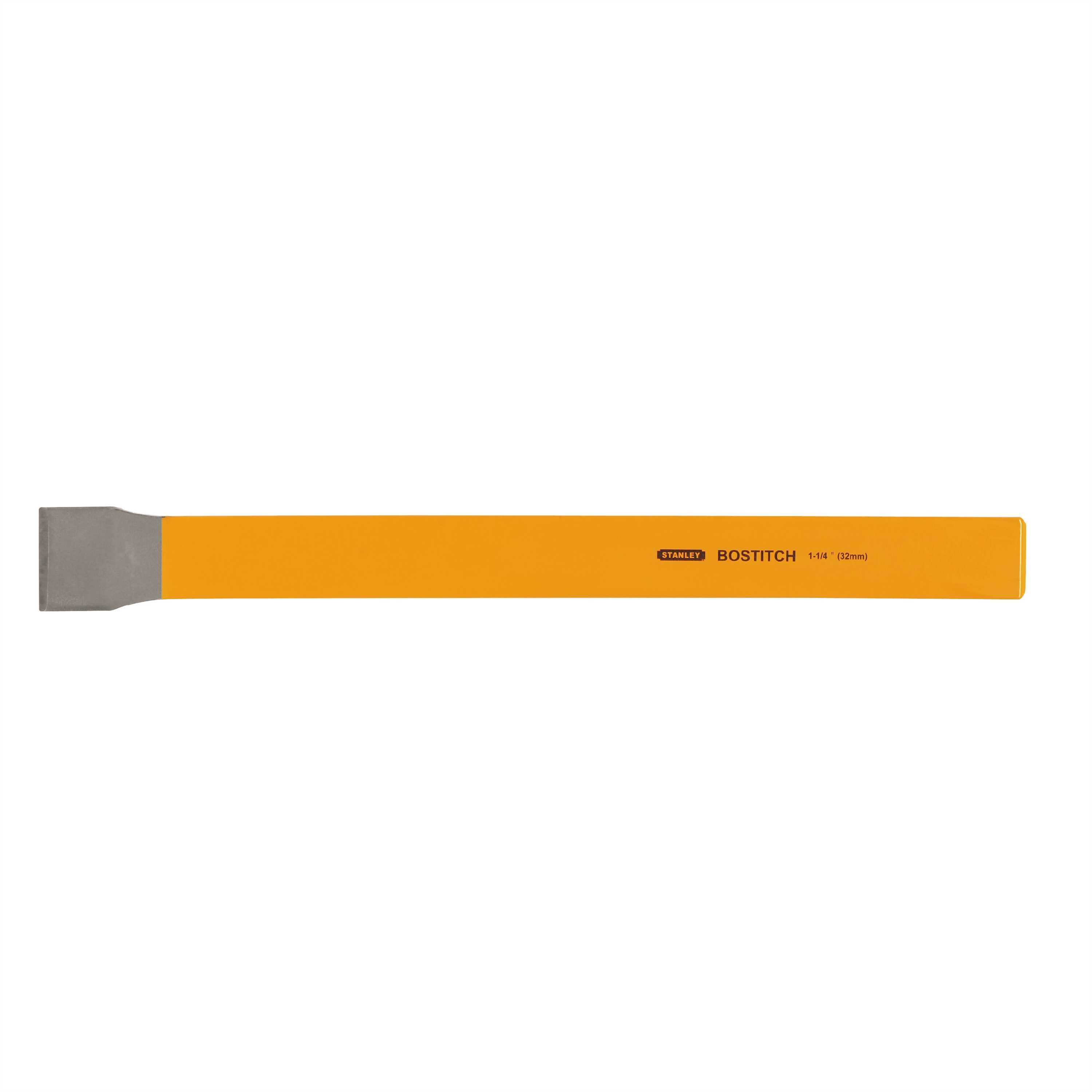 Bostitch - 114 in x 12 in Flat Utility Chisel - 16-054