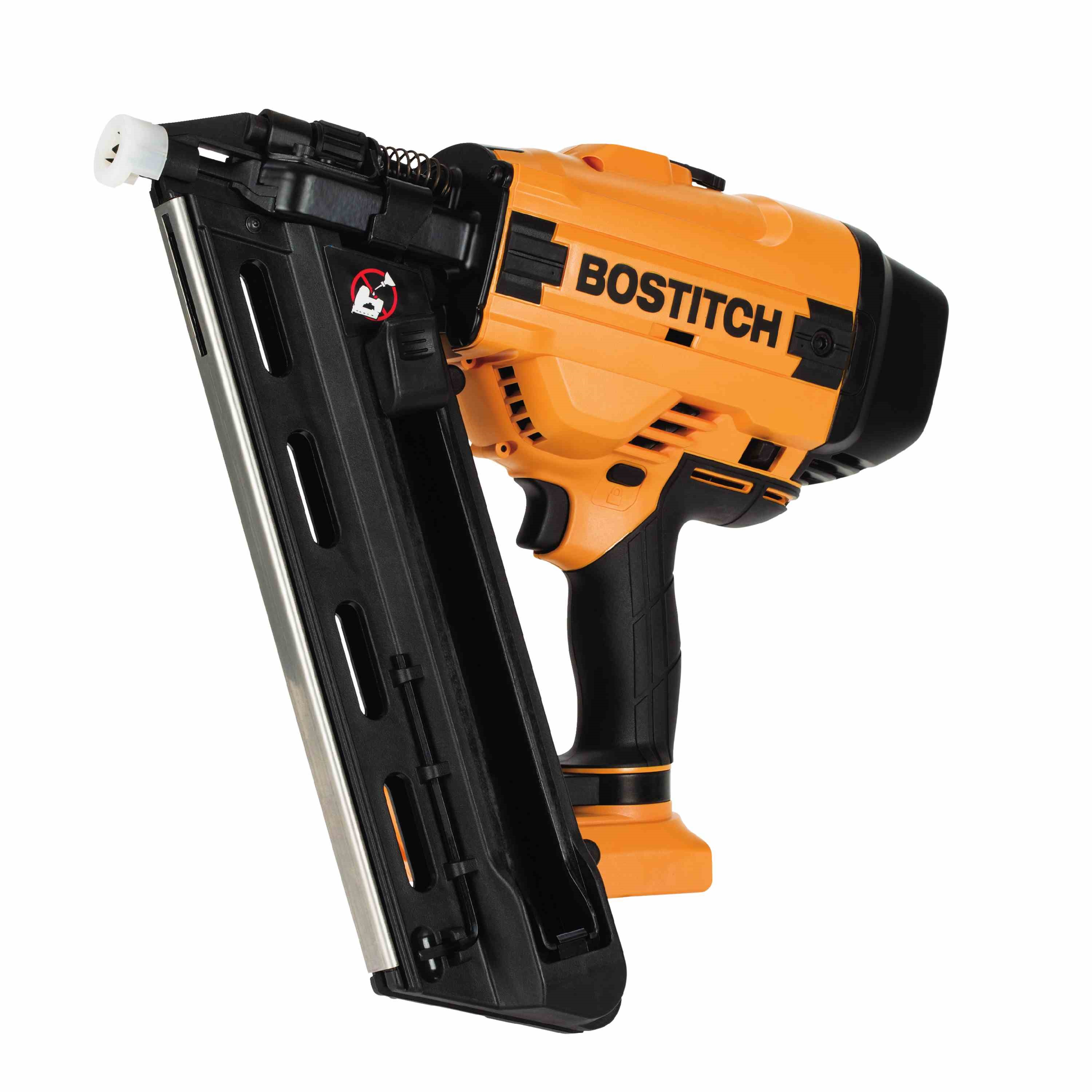 Bostitch - 20V MAX 28 Degree Wire Weld Cordless Framing Nailer Tool Only - BCF28WWB