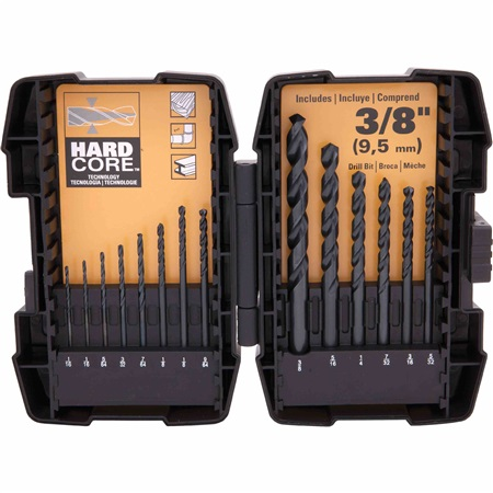 Bostitch - 14Pc Black Oxide Set - BSA1S14BM
