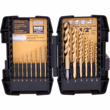 Bostitch - 14Pc Titanium Set - BSA1S14TM