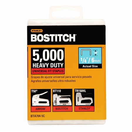 Bostitch - 14 in Staples Heavy Duty 5000 pc T50  PRO PACK - BTA704-5C