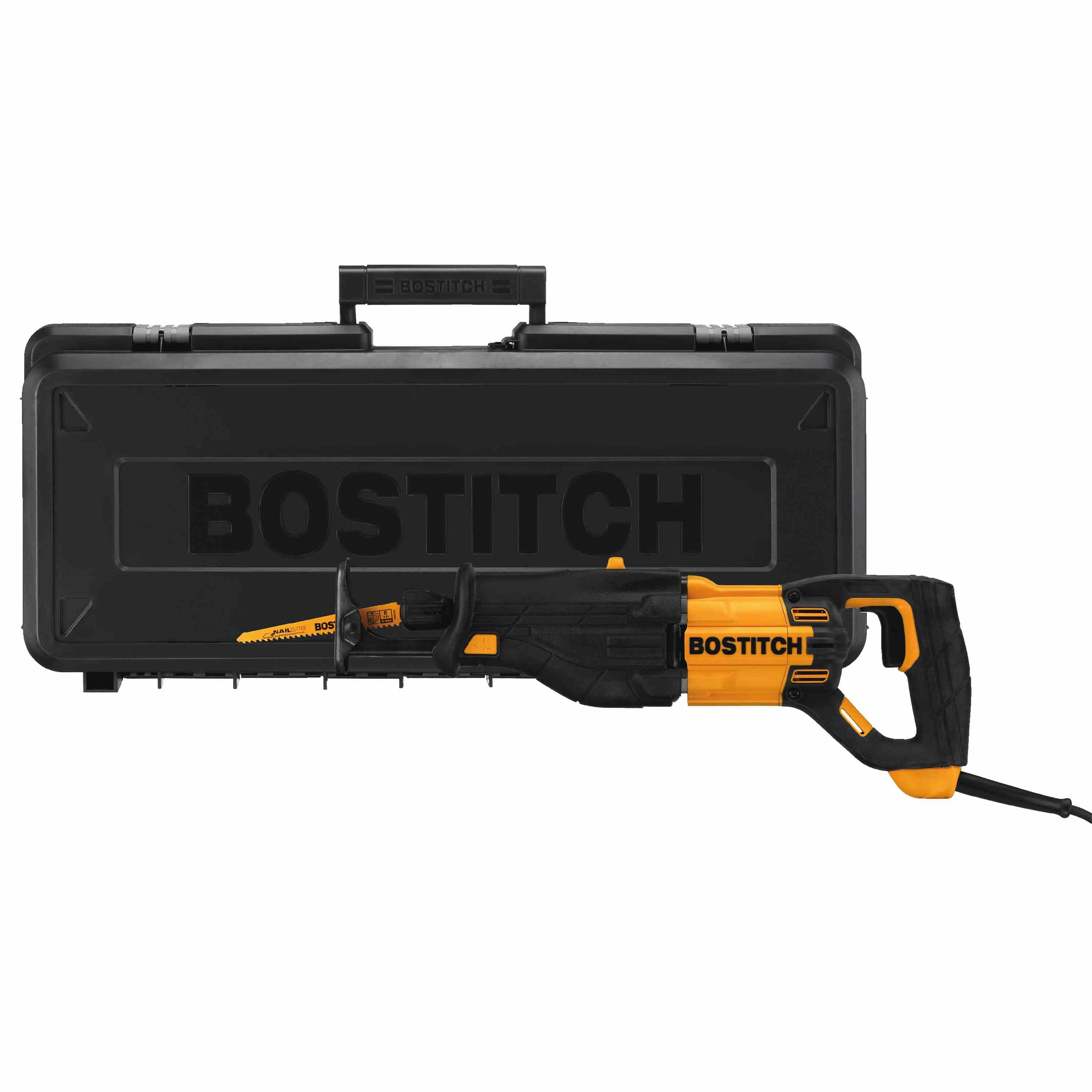 Bostitch - 85 Amp Orbital Reciprocating Saw Kit - BTE360K