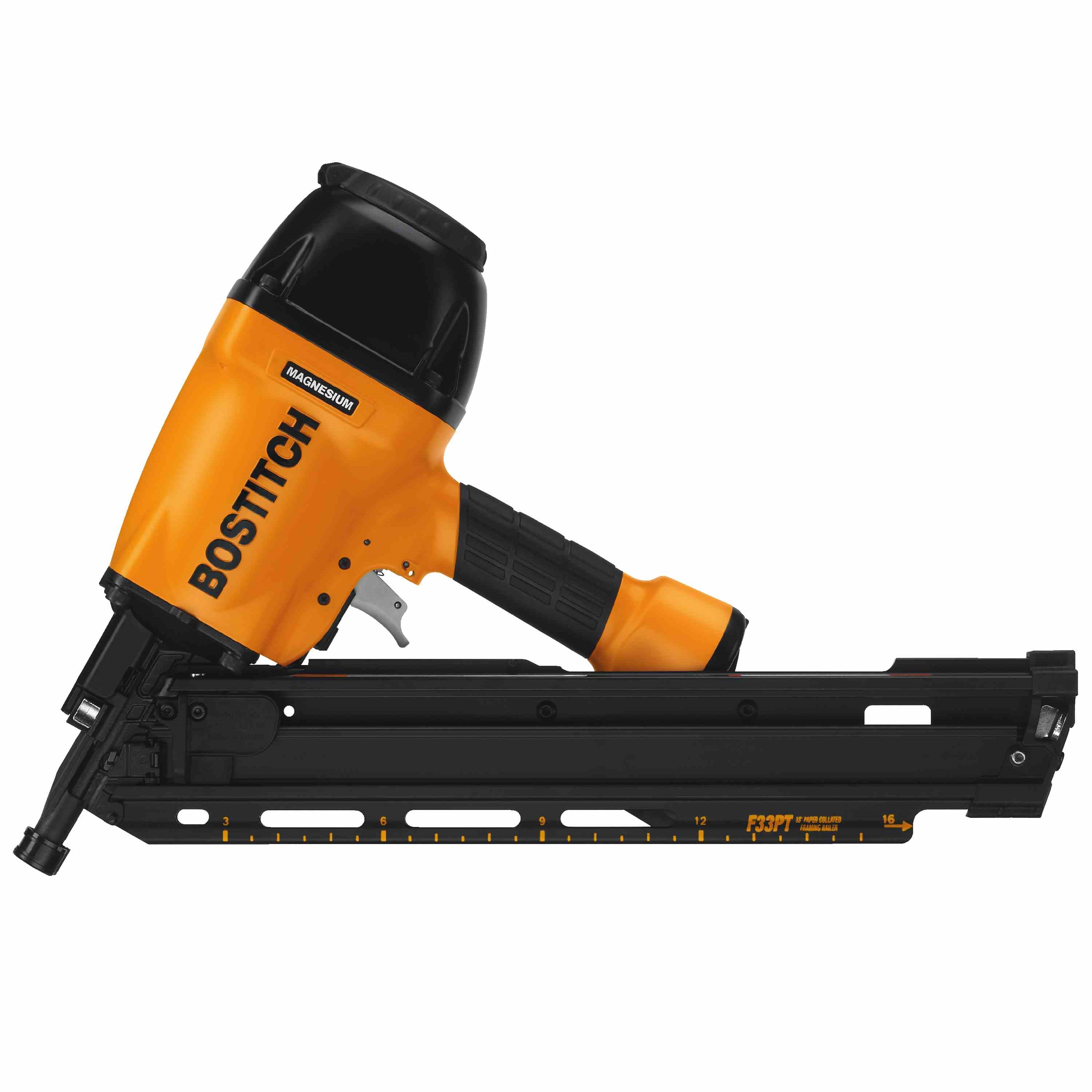 Bostitch - 33 degree Paper Tape Framing Nailer - F33PT
