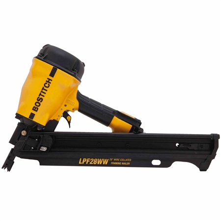 Bostitch - Low Profile Wire Weld Framing Nailer - LPF28WW