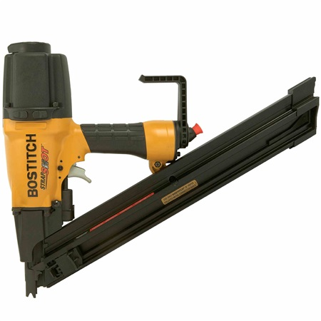 Bostitch - 35 Degree Metal Connector Framing Nailer STRAPSHOT - MCN250