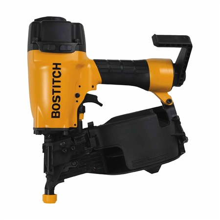 Bostitch - 114inch to 212inch Coil Siding Nailer with Aluminum Housing - N66C-1