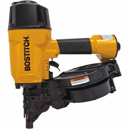 Bostitch - 15 Degree Coil Framing Nailer - N80CB-1
