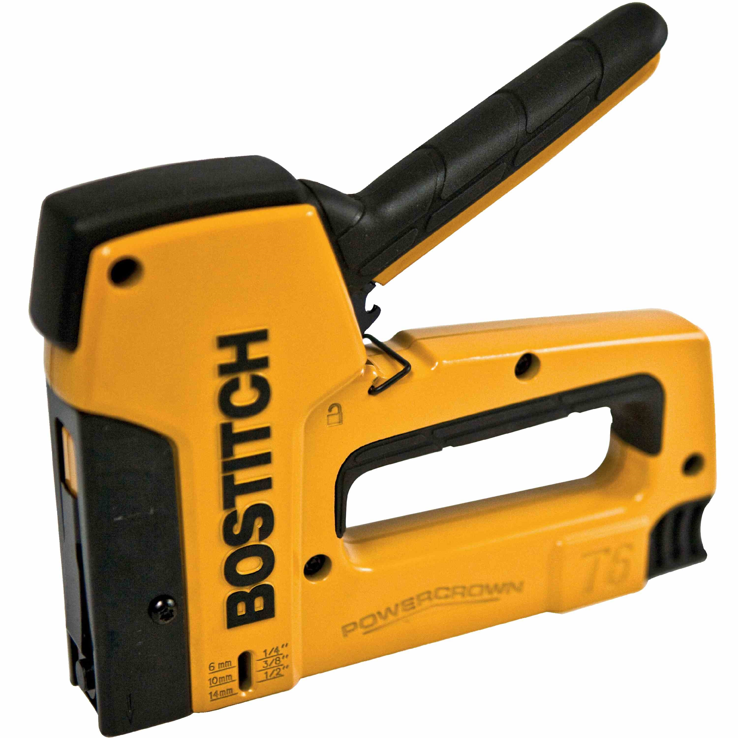 Bostitch - Heavy Duty PowerCrown Tacker - T6-8OC2